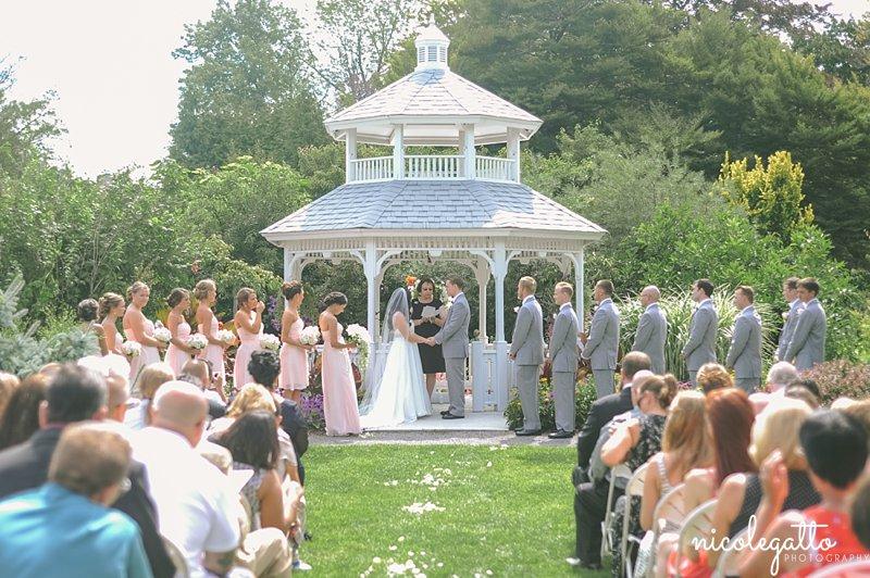 Wedding Photography Buffalo Botanical Gardens